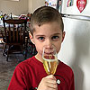 Sparkling apple juice for Christmas Eve.<br><div class='photoDatesPopup'><br>from Emerson's Photos taken 12/24/2018 and posted 2/6/2019</div>